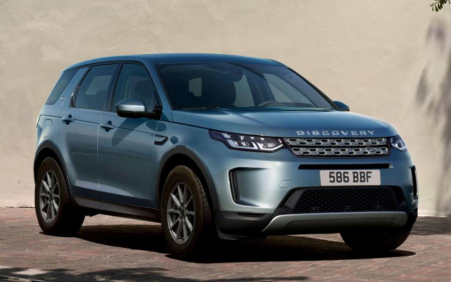 2019 Land Rover Discovery Sport P250 S (WW)