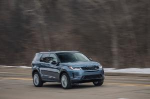 2019 Land Rover Discovery Sport P250 SE