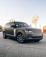 Land Rover Range Rover Autobiography by Impressive Wrap 2019 года