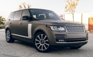 2019 Land Rover Range Rover Autobiography by Impressive Wrap