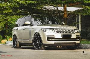 2019 Land Rover Range Rover Autobiography by Permaisuri on Premier Edition Wheels (CS-10)