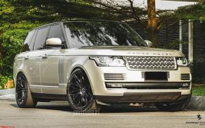 Land Rover Range Rover Autobiography by Permaisuri on Premier Edition Wheels (CS-10)