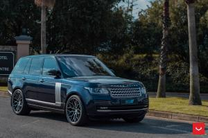 2019 Land Rover Range Rover Autobiography on Vossen Wheels (HF-2)