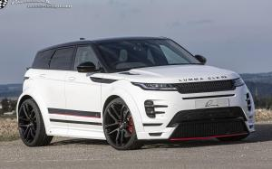 Land Rover Range Rover Evoque CLR RE by Lumma Design 2019 года