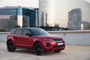 2019 Land Rover Range Rover Evoque P250 HSE R-Dynamic Black Pack