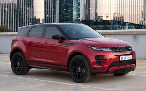 Land Rover Range Rover Evoque P250 HSE R-Dynamic Black Pack 2019 года (ZA)