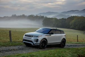 Land Rover Range Rover Evoque P300 HSE R-Dynamic Black Pack 2019 года