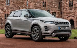Land Rover Range Rover Evoque P300 HSE R-Dynamic Black Pack