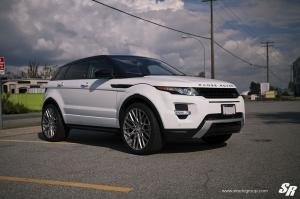 2019 Land Rover Range Rover Evoque by SR Auto Group on PUR Wheels (FL25)