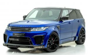 Land Rover Range Rover Sport SVR by Mansory