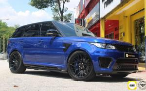Land Rover Range Rover Sport by AWC on Vossen Wheels (UV-1) 2019 года