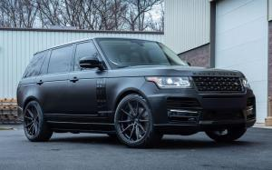 Land Rover Range Rover Sport by Designo Motoring on Vossen Wheels (HF-3) 2019 года