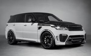 Land Rover Range Rover SuperSport SVR by Overfinch 2019 года