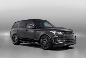 2019 Land Rover Range Rover Supercharged Velocity by Overfinch
