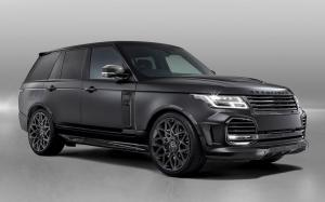 Land Rover Range Rover Supercharged Velocity by Overfinch