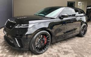 Land Rover Range Rover Velar SVAutobiography Dynamic Edition by RACE! 2019 года