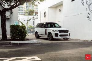 2019 Land Rover Range Rover by Urban Automotive on Vossen Wheels (HF-2)