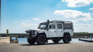 2020 Land Rover Defender 110 Alpine Yeti by East Coast Defender
