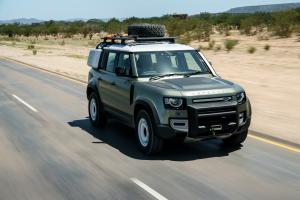 Land Rover Defender 110 D240 Explorer Pack 2020 года