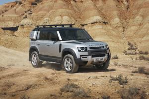 2020 Land Rover Defender 110 Explorer Pack First Edition