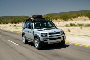 2020 Land Rover Defender 110 P400 S Urban Pack