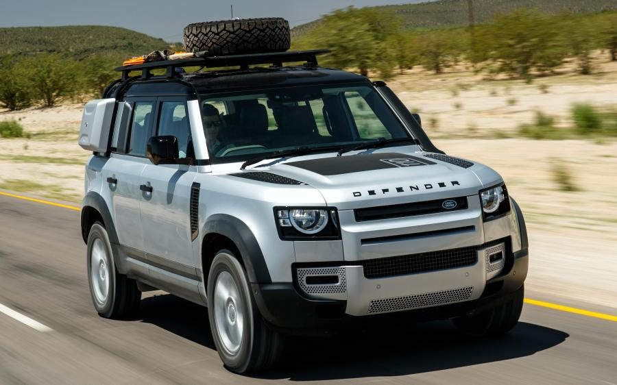 Land Rover Defender 110 P400 S Urban Pack (UK) '2020