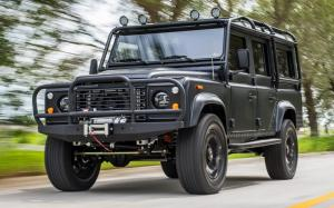 2020 Land Rover Defender 110 Project Punisher by East Coast Defender