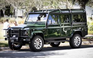 Land Rover Defender 110 Project Rowdy by East Coast Defender '2020