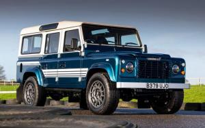 Land Rover Defender 110 UJO by Arkonik 2020 года