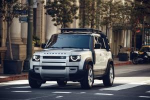 2020 Land Rover Defender 110 Urban Pack First Edition