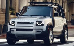 2020 Land Rover Defender 110 Urban Pack First Edition (NA)