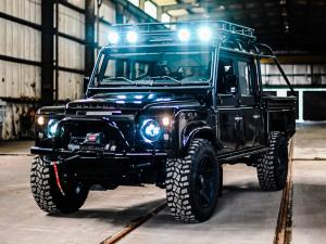 Land Rover Defender 130 Double Cab by Osprey Custom Cars '2020