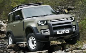 Land Rover Defender 90 D240 SE Explorer Pack 2020 года (WW)