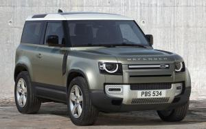 Land Rover Defender 90 D240 SE Urban Pack 2020 года (WW)