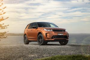 Land Rover Discovery Sport P250 SE R-Dynamic 2020 года
