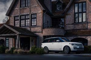 2020 Land Rover Range Rover Adventum Coupe by Niels van Roij Design