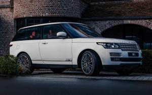 Land Rover Range Rover Adventum Coupe by Niels van Roij Design (L405) '2020