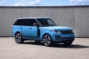 2020 Land Rover Range Rover Autobiography Fifty