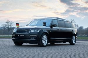 2020 Land Rover Range Rover Autobiography State Car by Klassen