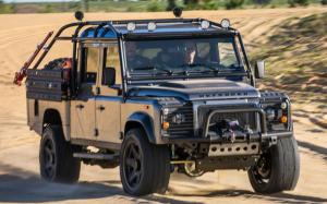 Land Rover Defender 130 Double Cab Project Viper by East Coast Defender '2020