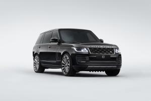 2020 Land Rover Range Rover SVAutobiography LWB for Anthony Joshua