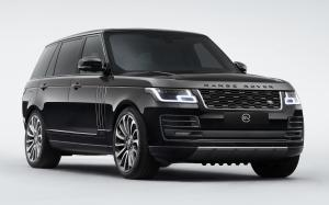 Land Rover Range Rover SVAutobiography LWB for Anthony Joshua