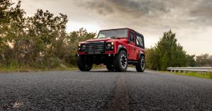 2020 Land Rover Defender 90 70th Anniversary by HIMALAYA