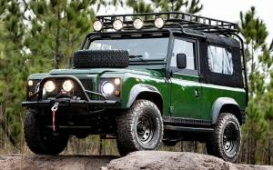 Land Rover Defender 90 Project Famili Vacation by East Coast Defender 2020 года