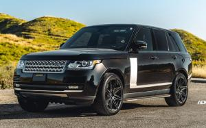 Land Rover Range Rover Autobiography on ADV.1 Wheels (ADV08 FLOWSPEC)