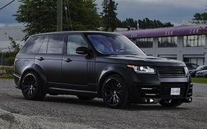 Land Rover Range Rover Autobiography CLR R by Lumma Design & SR Auto Group