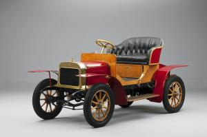 Laurin & Klement Model A 1905 года
