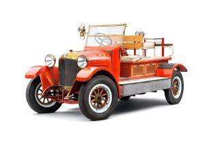 1917 Laurin & Klement MF Fire Engine
