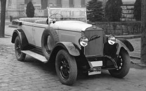 Laurin & Klement 110 Phaeton