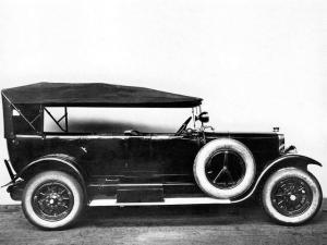 Laurin & Klement 120 Phaeton